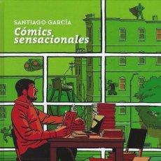 Cómics: CÓMICS SENSACIONALES - SANTIAGO GARCÍA - ED. LAROUSSE -. Lote 69866229