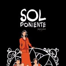 Cómics: SOL PONIENTE - J. LÓPEZ CUENCA & M.I. SANTIESTEBAN - PONENT MON ED.. Lote 69866841