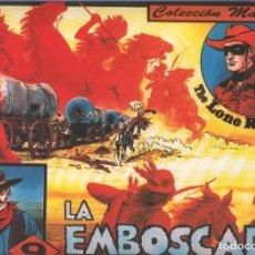 Cómics: EL LLANERO SOLITARIO: THE LONE RANGER VOLUMEN 09: LA EMBOSCADA. Lote 69924687