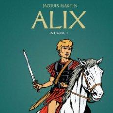 Cómics: CÓMICS. ALIX INTEGRAL 01 - JACQUES MARTIN (CARTONÉ). Lote 70187193