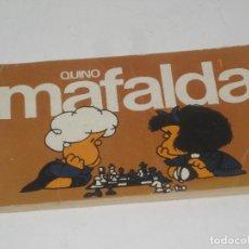 Cómics: MAFALDA 1 QUINO. TIRAS DE QUINO, EDITADAS POR LUMEN.. Lote 70254301