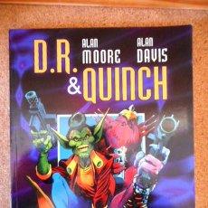 Cómics: COLECCIÓN 2000 AD: D.R. & QUINCH ( ALAN MOORE / ALAN DAVIS ). Lote 70318269