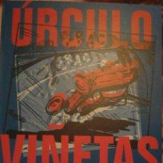 Cómics: ÚRCULO VIÑETAS XXVI SALÓN DEL CÓMIC DE ASTURIAS 2002.. Lote 70405609