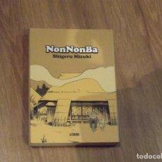 Cómics: NONNONBA . SHIGERU MIZUKI, EDICIONES ASTIBERRI 2010. Lote 70467357