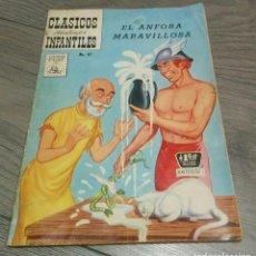 Cómics: CLÁSICOS ILUSTRADOS INFANTILES 1958. Lote 70504165