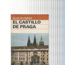 Cómics: EL CASTILLO DE PRAGA. Lote 71020970