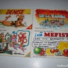 Cómics: LOTE COLECCIÓN MINI PENDONES DEL HUMOR - ELJUEVES . Lote 71041197
