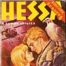 Cómics: HESSA Nº 28. A TUMBA DESCUBIERTA. Lote 71287827