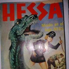 Cómics: HESSA Nº 11. MISIÓN EN EL LAGO NESS. Lote 71297527