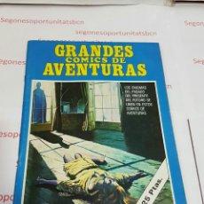 Cómics: GRANDES COMICS DE AVENTURAS - N°5 - ED. GAVIOTA. Lote 71483777