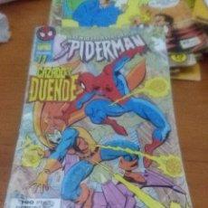 Cómics: LAS NUEVAS AVENTURAS DE SPIDERMAN. CAZADO POR EL DUENDE. EST2B5. Lote 71702451