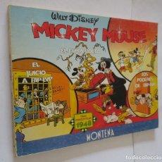 Cómics: MICKEY MOUSE EL ESPIA POETA . Lote 71948923