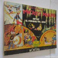Cómics: MICKEY MOUSE EL HOMBRE DEL 2000. Lote 71949455