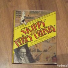 Cómics: SKIPPY AND PERCY CROSBY. JERRY ROBINSON. INGLÉS. Lote 72315107