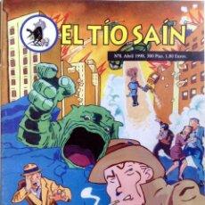 Cómics: EL TÍO SAÍN NÚMERO 8. Lote 72379419