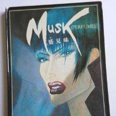 Cómics: MUSK -PERFUME; ALBUM EN TAPA DURA, OCASIÓN. Lote 72830307