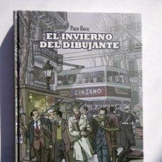 Cómics: EL INVIERNO DEL DIBUJANTE / ASTIBERRI 2010 PACO ROCA. Lote 73422343