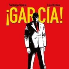 Cómics: GARCIA TOMO 1. GARCIA, SANTIAGO/ BUSTOS, LUIS. Lote 73943195