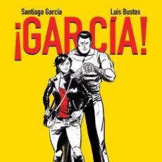 Cómics: GARCIA TOMO 2 . GARCIA, SANTIAGO/ BUSTOS, LUIS. Lote 73947219