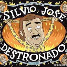 Cómics: SILVIO JOSE DESTRONADO. ALCAZAR, PACO. Lote 155819946