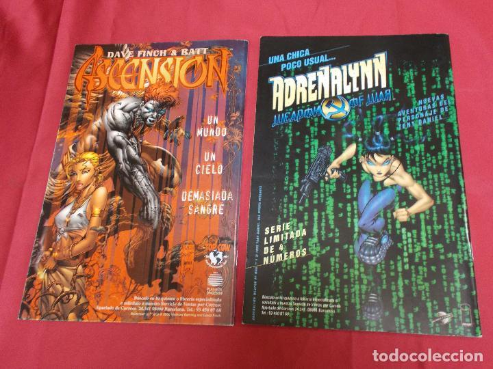 Cómics: GENERACION MUTANTE. COLECCION COMPLETA. DEL Nº 1 AL Nº 18. FORUM. - Foto 6 - 74094107