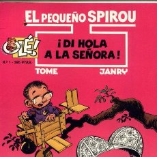 Cómics: PEQUEÑO SPIROU 1-5. Lote 19507338