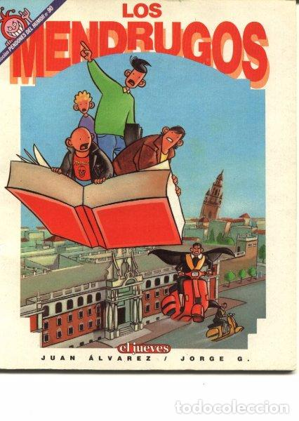 EL JUEVES - LOS MENDRUGOS (TODOS 1ª EPOCA, DESCATALOGADOS) (Tebeos y Comics - Comics Pequeños Lotes de Conjunto)