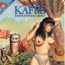 Cómics: EL JUEVES - KAFRE (TODOS 1ª EPOCA, DESCATALOGADOS). Lote 20743074