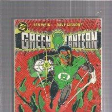 Cómics: GREEN LANTERN RETAPADO 4. Lote 74147467