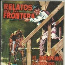 Comics : RELATOS DE LA FRONTERA; LOS HUERFANOS Y MAS Nº 5 – 1 OCTUBRE 1964. Lote 74164855