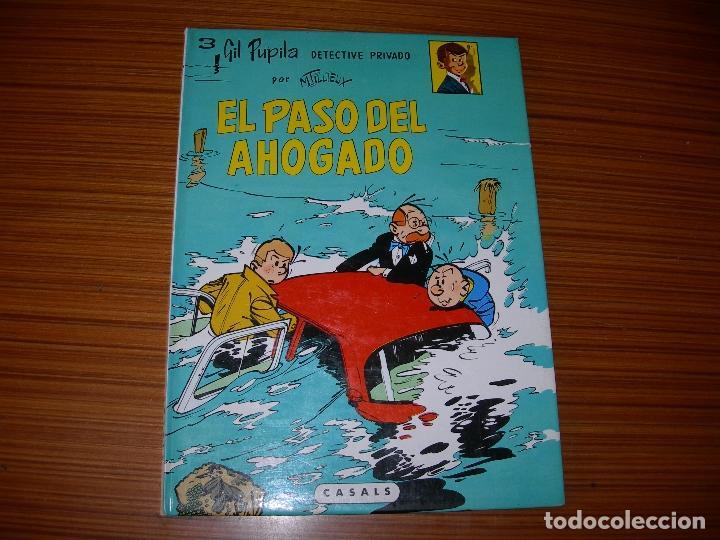 GIL PUPILA Nº 3 PRIMERA EDICION 1987 EDITA CASALS (Tebeos y Comics - Comics otras Editoriales Actuales)