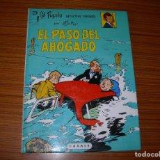 Cómics: GIL PUPILA Nº 3 PRIMERA EDICION 1987 EDITA CASALS . Lote 74186775