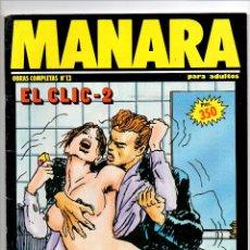 Cómics: MANARA Nº 13 ** TOTEM COMICS * NEW COMICS. Lote 74219859