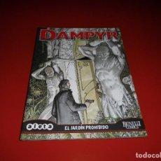 Cómics: DAMPYR Nº 26 - EL JARDÌN PROHIBIDO - ALETA EDICIONES. Lote 74272727