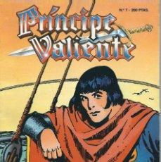 Cómics: LOTE DE 6 TEBEOS DEL - PRINCIPE VALIENTE,AÑO 1988, NUMEROS 7 - 8 - 9 - 10 - 11 - 12. Lote 74637523