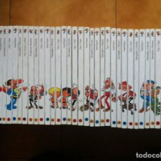 Cómics: LAS MEJORES HISTORIETAS DEL COMIC ESPAÑOL ¡ 40 TOMOS COMPLETA ! BIBLIOTECA EL MUNDO. Lote 74860923