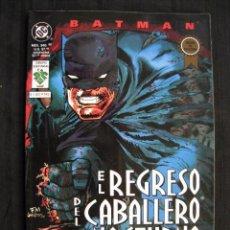 Cómics: BATMAN - EL REGRESO DEL CABALLERO NOCTURNO - TOMO 1 - EDITORIAL VID.. Lote 74992163