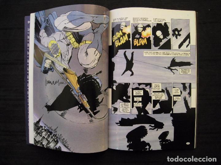Cómics: BATMAN - EL REGRESO DEL CABALLERO NOCTURNO - TOMO 1 - EDITORIAL VID. - Foto 7 - 74992163