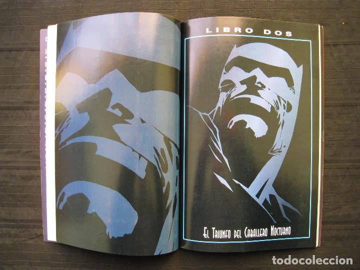 Cómics: BATMAN - EL REGRESO DEL CABALLERO NOCTURNO - TOMO 1 - EDITORIAL VID. - Foto 8 - 74992163