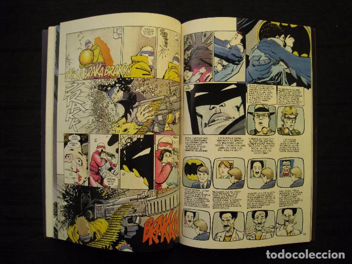 Cómics: BATMAN - EL REGRESO DEL CABALLERO NOCTURNO - TOMO 1 - EDITORIAL VID. - Foto 9 - 74992163