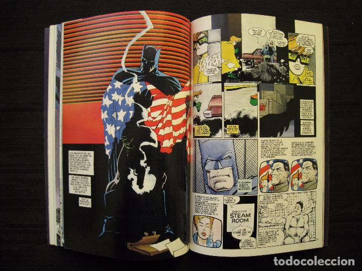 Cómics: BATMAN - EL REGRESO DEL CABALLERO NOCTURNO - TOMO 1 - EDITORIAL VID. - Foto 10 - 74992163