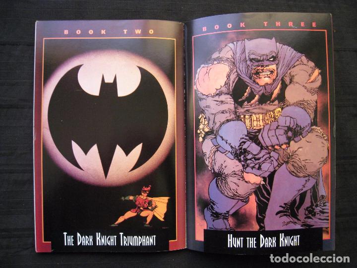 Cómics: BATMAN - EL REGRESO DEL CABALLERO NOCTURNO - TOMO 1 - EDITORIAL VID. - Foto 12 - 74992163
