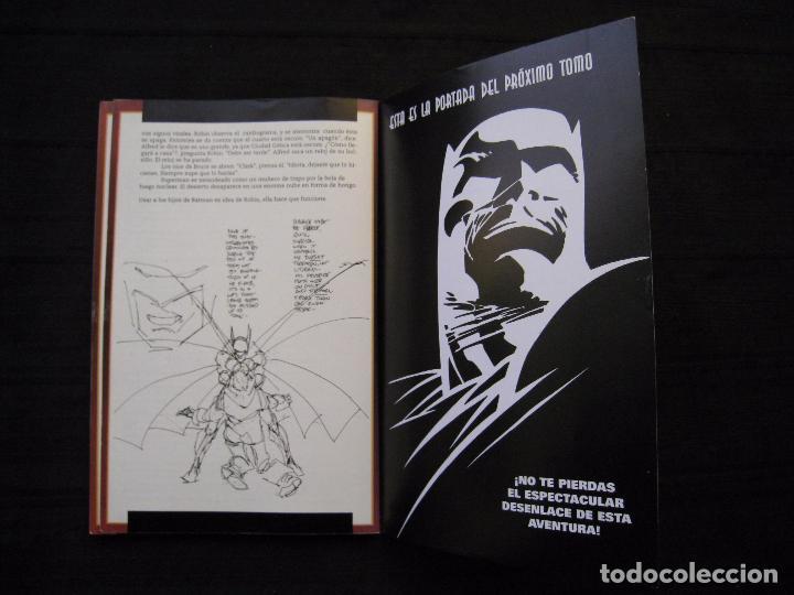 Cómics: BATMAN - EL REGRESO DEL CABALLERO NOCTURNO - TOMO 1 - EDITORIAL VID. - Foto 13 - 74992163