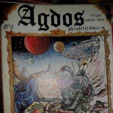 Cómics: AGDOS NÚMERO 0, 1983. Lote 75502755
