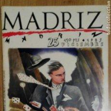Cómics: REVISTA MADRIZ NÚMERO 23. Lote 75544057