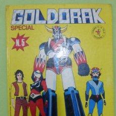 Cómics: GOLDORAK SPECIAL N 5 - EDITIONS TELE GUIDE PROFUDI 1978 MILAN - MAZINGER Z -. Lote 75747571