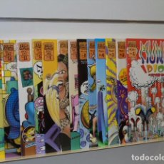 Cómics: MUNDO IDIOTA - PETER BAGGE - COMPLETA 13 NUMS. LA CUPULA. Lote 75769531