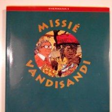 Cómics: MISSIE VANDISANDI DE HERMANN. LOS LIBROS DE CO&CO. Lote 75925534