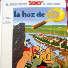Cómics: COMIC ASTERIX Y LA HOZ DE ORO EDITORIAL SALVAT TAPAS DURAS NUM 2. Lote 76067243