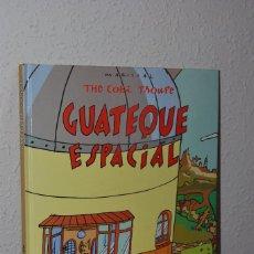 Cómics: THE COBI TROUPE - GUATEQUE ESPACIAL - MARISCAL - 1992. Lote 76068723